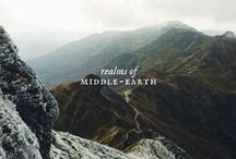 Realms of Middle Earth / ~For more Middle Earth pins check out my many other Middle Earth boards!~