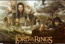 The Lord of the Rings Trilogy / I have many other Middle Earth boards to check out! / by Heather Sondreal