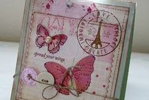 Butterfly cards / My passionate love of butterflies / by Erna Morgan