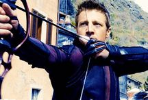 Hawkeye/Clint Barton / For any other Avengers pins see their individual boards.