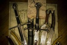 Weapons & Armor In Middle Earth / ~For more Middle Earth pins check out my many other Middle Earth boards!~