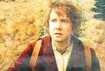 A Baggins of Bag End: Bilbo / For Frodo, Sam, Merry, Pippin, or group hobbit pins see their individual boards.