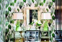 Wall Paper/ Decor prints / by The Vivant