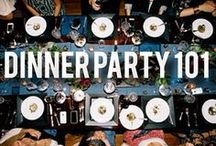 Be Our Guest / All you need to entertain guests: tips, tablescapes, party ideas & more! / by The Vivant