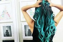 Wild Hair & Color / Show your wild side with your fun style of hair.