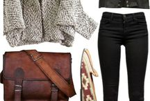 My Style. / Things I want to wear often.