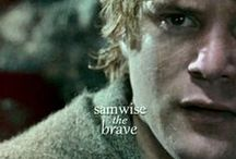 Samwise Gamgee: The Brave / For any Frodo, Merry, Pippin, Bilbo, or group hobbit pins see their individual boards.