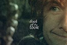 Peregrin Took: Thain of the Shire / For Frodo, Sam, Merry, Bilbo, or group hobbit pins see their individual boards.