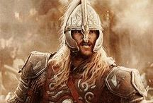 Eomer: Marshal of the Riddermark / For any other Men of Middle Earth pins such as, Boromir or Aragorn, see their individual boards.