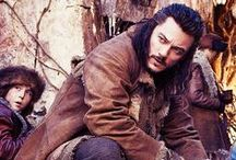 Bard the Bowman: Dragonslayer / For other Men of Middle Earth pins such as, Aragorn or Eomer, see their individual boards.