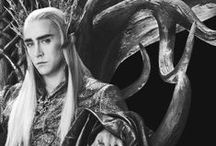 Thranduil: Elvenking of Mirkwood / For any pins of Legolas or other Tolkien Elves see their individual boards.