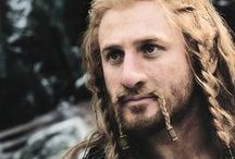Fili: Heir To Erebor / For any other Hobbit pins such as, Kili or Thorin, see their individual boards.