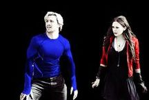 Quicksilver & The Scarlet Witch: The Maximoff Twins / Pietro and Wanda Maximoff