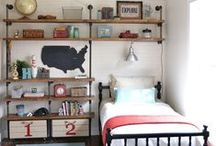 Boy's Bedroom / Inspirational boy's nurseries and kid's rooms