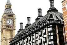 European Travel / Hop across the pond and visit these European vacation destinations.