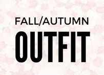 Fall/ Autumn Outfits / Something cool to keep Fall/ Autumn warm xx