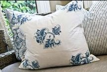 What's new at Bungalow / furniture, style, home accessories, lighting, pillows, art, vintage, home interiors, linens, books, gifts. rugs