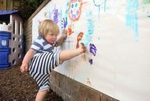 Daycare Ideas / by Nicole Morrell