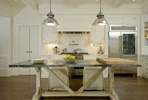 Kitchens / by Pam Sessions