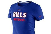 Buffalo Bills Shop / Buffalo Bills were established in 1959. The official team colors of the Buffalo Bills uniforms are Dark Navy, Red, Royal Blue, Nickel, and White. The official online NFL Shop is your trusted source for Buffalo Bills fan gear for women, apparel for men, and gear for youth and kids. Don't gear up for a tailgate without your Buffalo Bills jerseys, hats, tailgating supplies, car accessories and custom apparel.