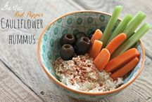 Paleo: appetizers and accessories