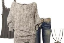 Outfit Ideas- fall/winter