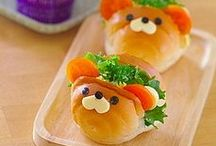 Bento - Kids Lunch Ideas / Fun and healthy foods for kids / by Lina Mirzad