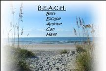 Myrtle Beach Words of Wisdom / Let Myrtle Beach (South Carolina) Words of Wisdom take you to your happy place!