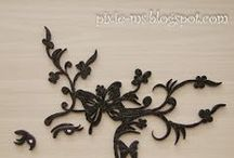 [Craft] Quilling / by Raluca Otilia