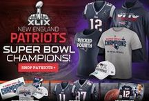 Super Bowl !! / Celebrate the incredible season that we have enjoyed with all the latest Super Bowl Championship Gear from NFLShop.com!