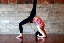 Pilates/Yoga excersises