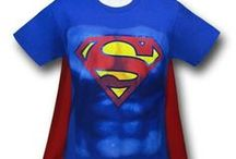 Awesome Superherostuff shirts! / by SuperHeroStuff.com