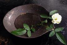 Ikebana. Vases. Flower crafts / by Cri