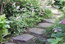 Path Ideas / Garden paths