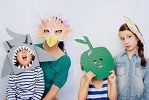 kids parties + fancy dress