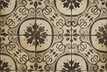 Mosaic, Tiles, Frescos, Reliefs / by Cri