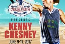 Carolina Country Music Fest / Grab a cowboy hat and a pair of flip-flops, as country music meets the scenic shores of Myrtle Beach when the boardwalk becomes home to the Carolina Country Music Festival (CCMF), June 9-11, 2017