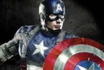 Captain America Merchandise / We have dozens of other awesome Captain America products. We have Captain America shirts, pants, belts, hats, hoodies, pajamas, wallets, key chains, bags, underwear, gift, outfit and more. Men, Women, Kids, Boys, Girls, Mom, Dadhttp://www.superherostuff.com/characters/captainamerica/captain_america_merchandise.html / by SuperHeroStuff.com