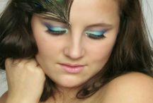 Makeup / Moje výtvory