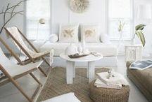 home: beach living / by Angela Scaletta