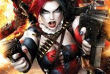 Harley Quinn Merchandise / We have dozens of other awesome Harley Quinn products. We have Harley Quinn shirts, pants, belts, hats, hoodies, pajamas, wallets, key chains, bags, underwear, gift, outfit and more. Men, Women, Kids, Boys, Girls, Mom, Dad / by SuperHeroStuff.com