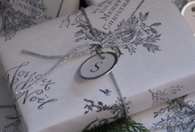 brown paper packages tied up with string... / by Kimberly Linhares