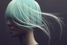 Blue Hair / The best dye jobs from the Net. / by LaWanica Weathers