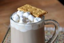 Hot Coffee Drink Recipes / Cozy up with a warm mug and add your favorite International Delight creamer flavor to for a sweet treat! / by International Delight