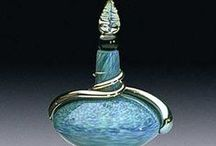 Little bottlers / Perfume Bottles / by Raewyn Todd