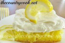 Delicious dessert ♥ / by Ljiljana ~ Lily ~ Subotic