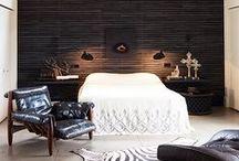 bedroom decor inspiration. / Comfy, cozy, minimalistic.