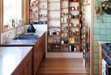 For the home - kitchen / by Naomi Lince