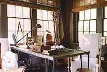 Author Nook / All things home offices.