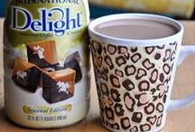 50 Shades of I.D. / WHAT'S YOUR I.D.?™ Every cup of coffee has a perfect shade.  What's yours? Find and repin your shade and matching name below? We want to know what shade of International Delight Coffee Creamer makes your taste buds tingle. #fiftyshadesofid  #50ShadesofID / by International Delight